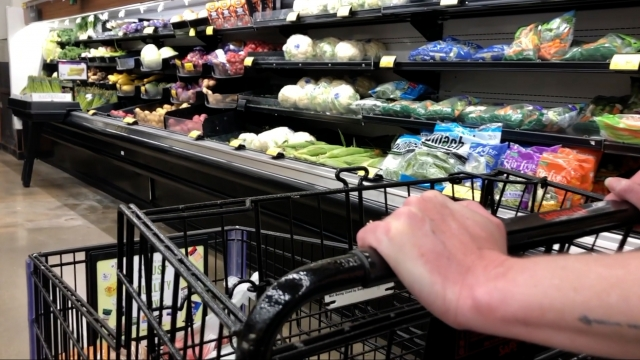 What's The Risk Of Touching Objects In A Grocery Store?
