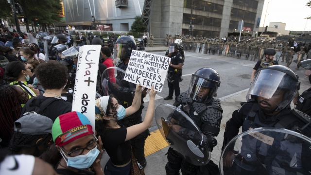 Charges And Policy Changes Begin Amid Nationwide Protests