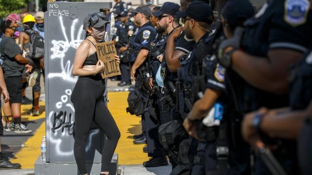 House Passes Police Reform Legislation, Faces Senate Pushback
