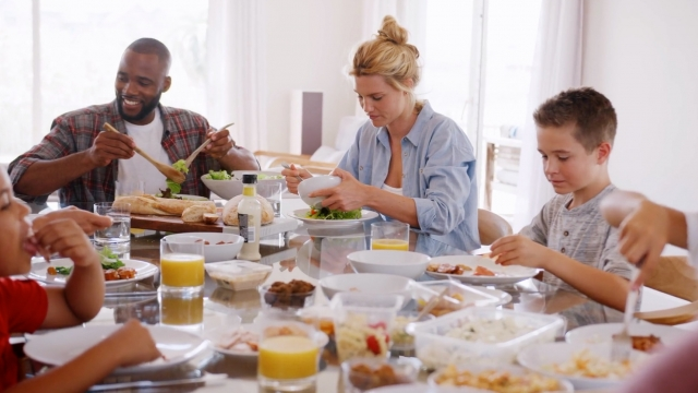 What's The Risk Of A Potluck?