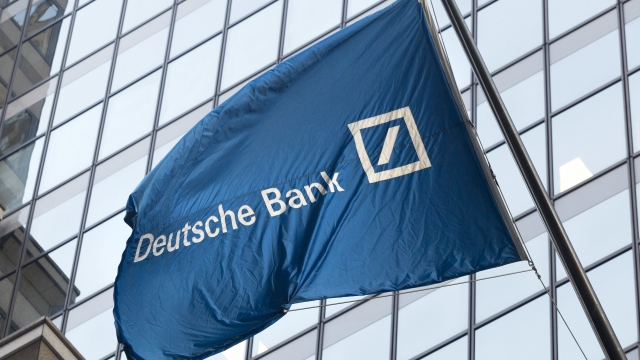 Deutsche Bank Fined $150M For Epstein Account Handlings