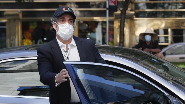 Michael Cohen Back In Prison After Refusing Furlough Terms