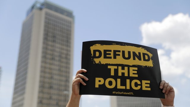 New Federal Legislation Seeks To Defund Police And Close Prisons
