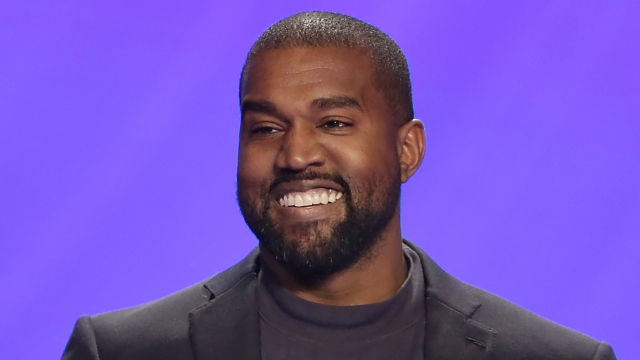 Kanye West Reportedly Running Campaign To Hurt Joe Biden's Bid