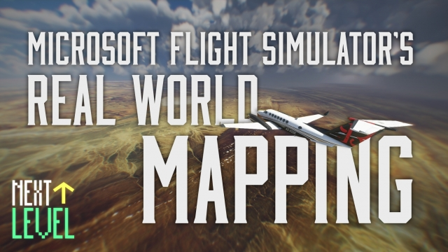 AI Tech Changes How We See The World In 'Microsoft Flight Simulator'