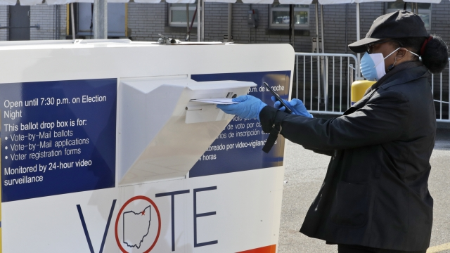 Vote Smarter 2020: Options For Returning Your Mail-In Ballot