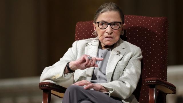 Reflecting On Ruth Bader Ginsberg's Legacy
