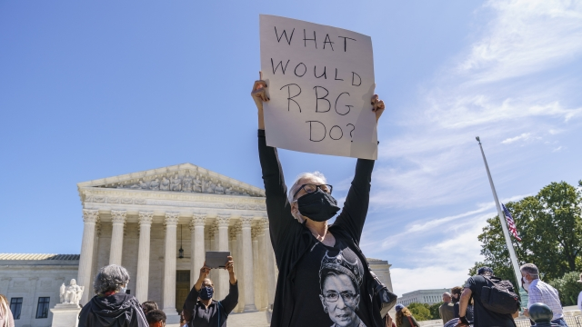 How The 'Notorious RBG' Got Her Nickname