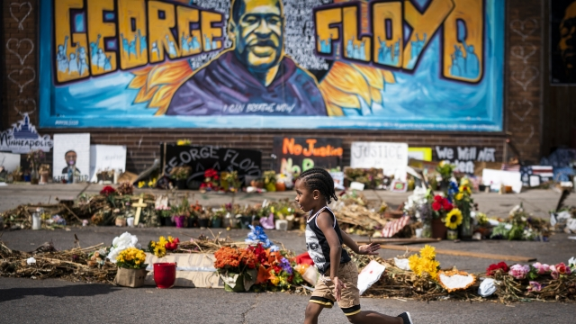The Street Where George Floyd Was Killed Will Be Renamed For Him