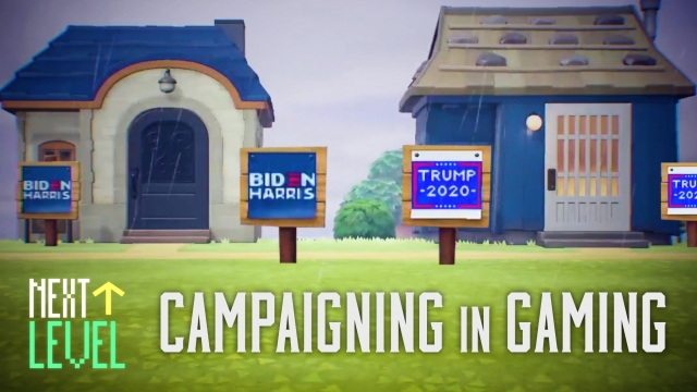 Political Outreach Enters The World Of 'Animal Crossing'