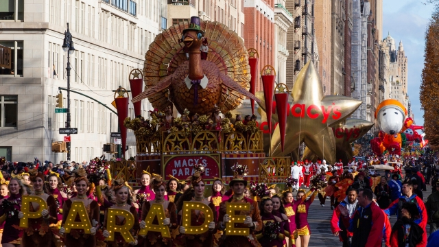 No Spectators Allowed At Macy's Thanksgiving Day Parade
