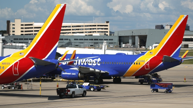 Southwest May Impose First Layoffs In Company History