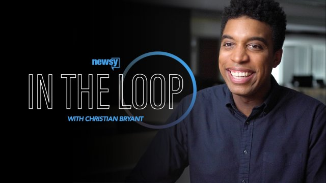 "Newsy Debuts OTT News Program, ""In The Loop With Christian Bryant"""