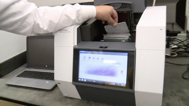 WPTV: COVID-19 Testing Could Soon Become A Lot Easier