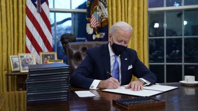 President Biden Ends Travel Ban, Bringing Hope To Separated Families