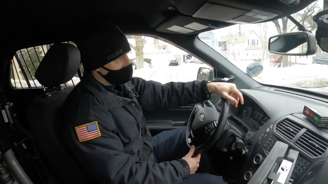 This Police Department Offers Rides To Vaccine Appointments