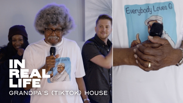 In Real Life: Grandpa's (TikTok) House