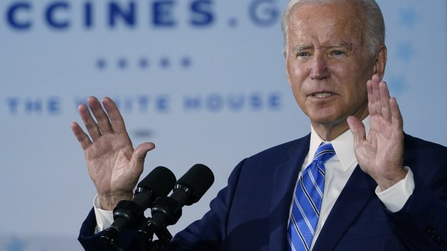 What's Behind President Biden's Poll Numbers?