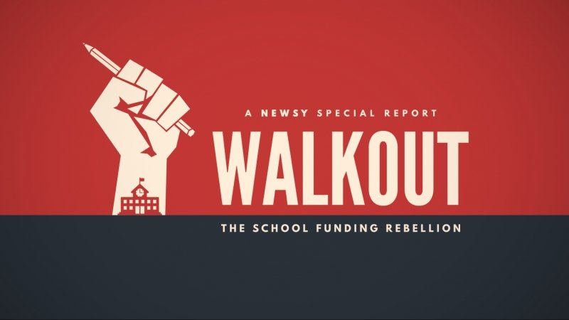 Walkout: The School Funding Rebellion (Trailer)
