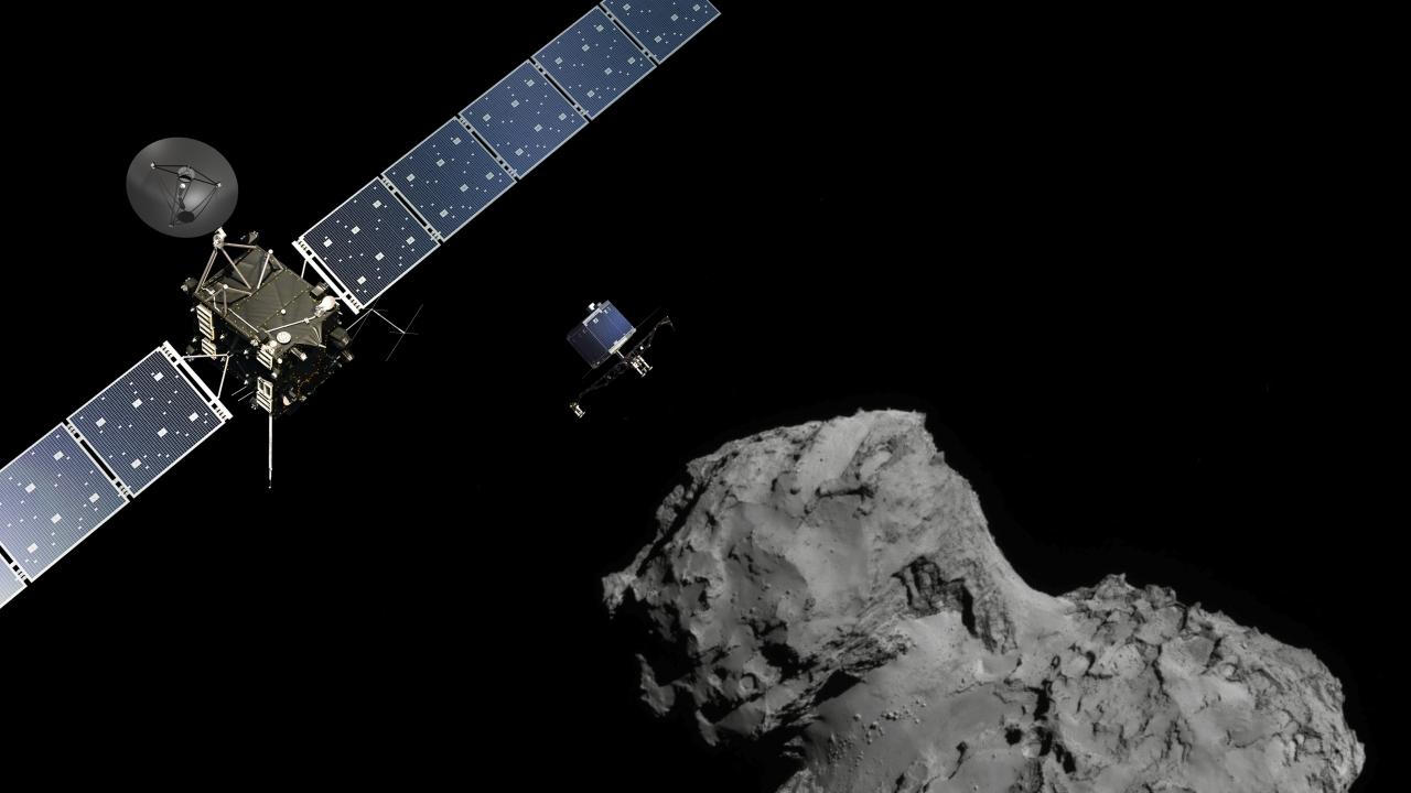 Rosetta Mission Prepares For Daring Comet Landing