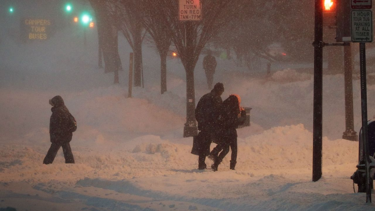 Winter Storm Jonas Could Hit The Working Class The Hardest