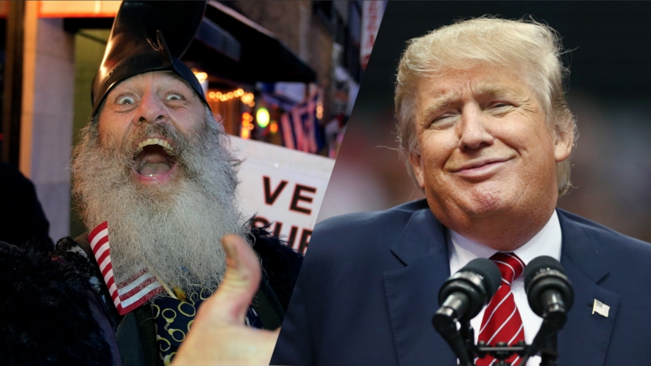 eeb5582ff17 Vermin Supreme Says He  Paved The Way For Donald Trump  (VIDEO)