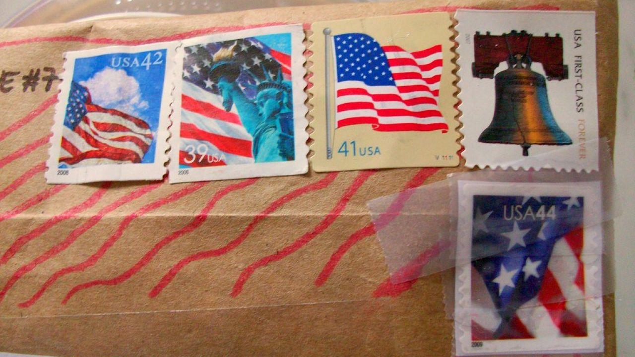 Stamp Prices Are Falling By 2 Cents And That S Bad News For