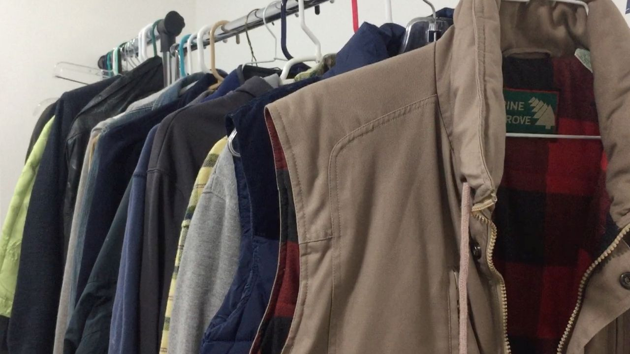 The Clothing Closet Helps Transgender People Get New Clothes