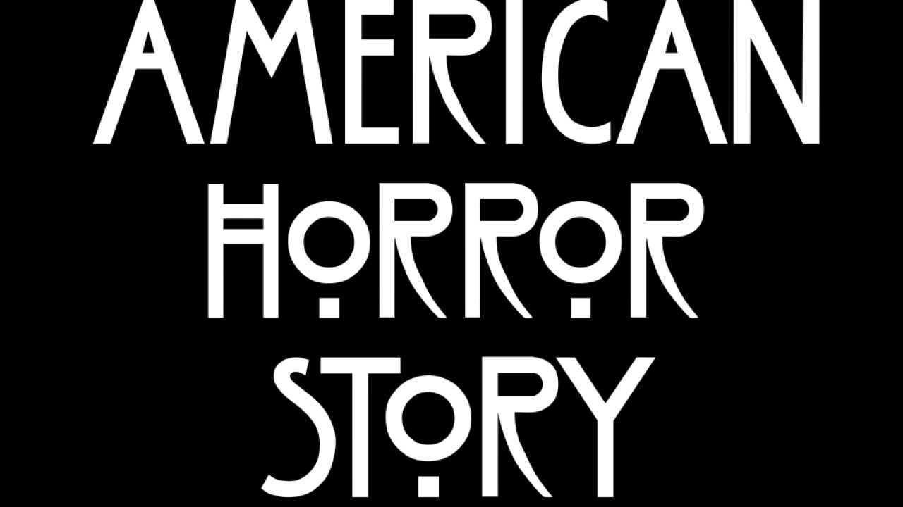 The banner for American Horror Story