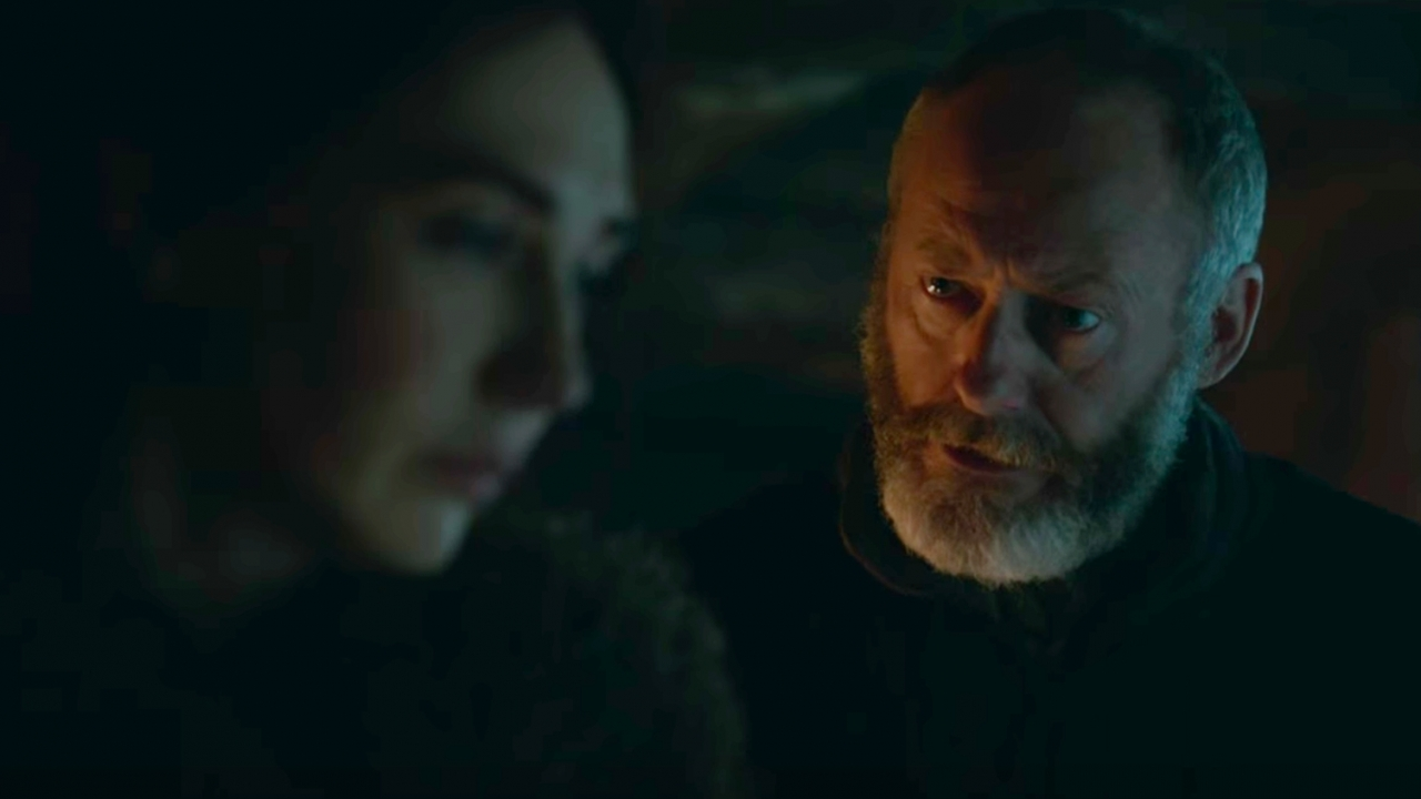 "Ser Davos from ""Game of Thrones"""
