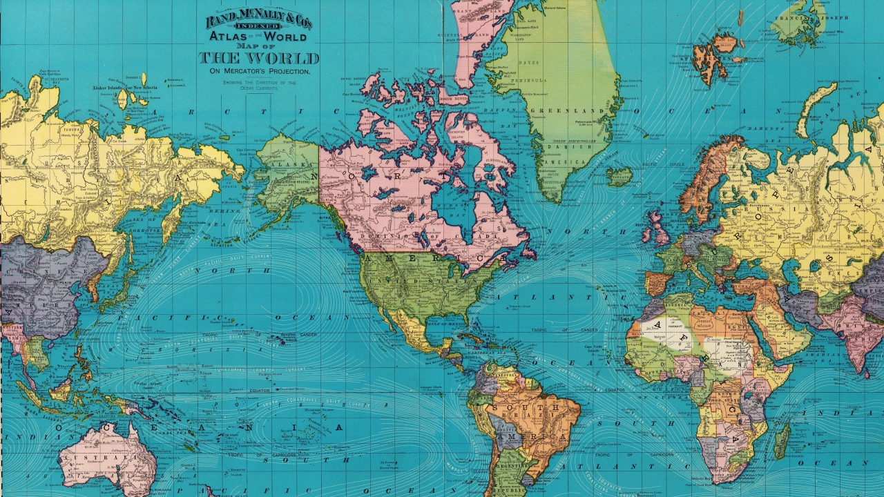 Why Most World Maps Are Wrong Video