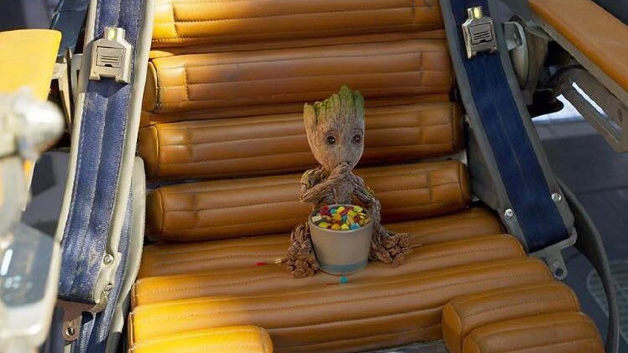 """Promotional image from """"Guardians of the Galaxy Vol. 2"""""""