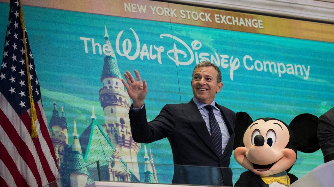 Disney chairman Bob Iger