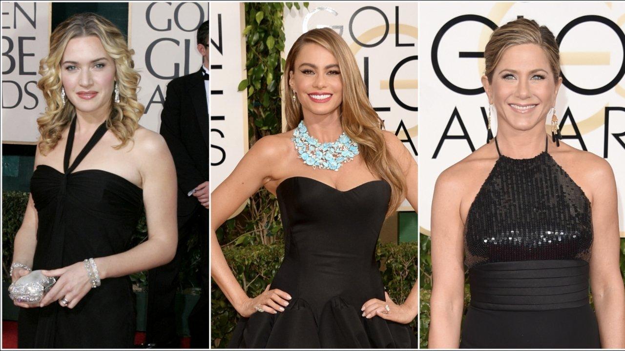 Kate Winslet, Sofia Vergara, Jennifer Aniston