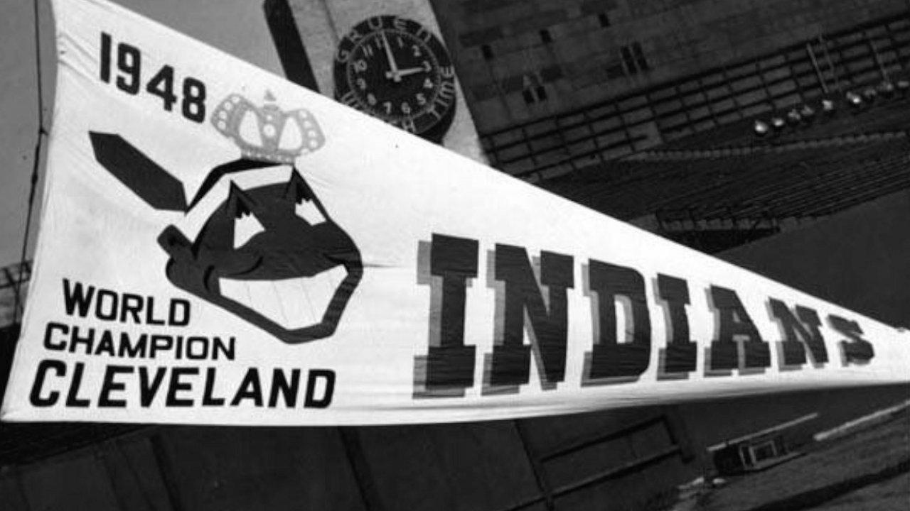 Cleveland Indians World Series Banner