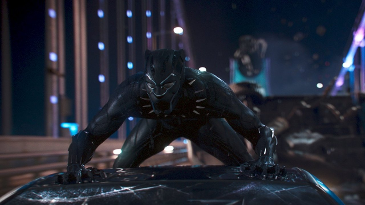 """Promotional image for """"Black Panther"""""""