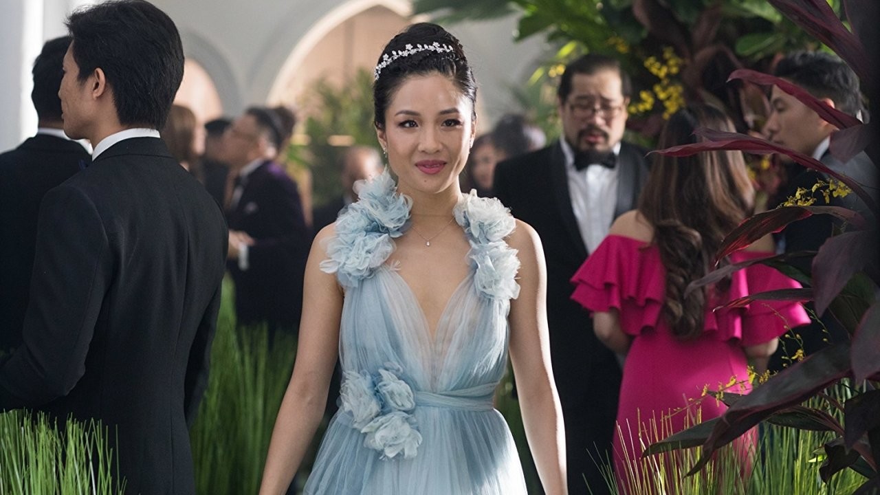 Constance Wu in Crazy Rich Asians (2018)