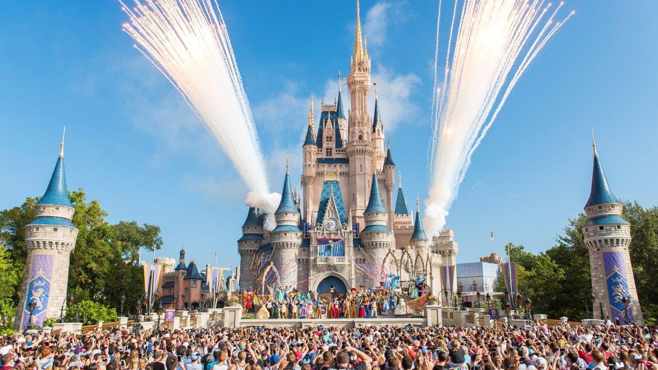 Walt Disney World Resort celebration
