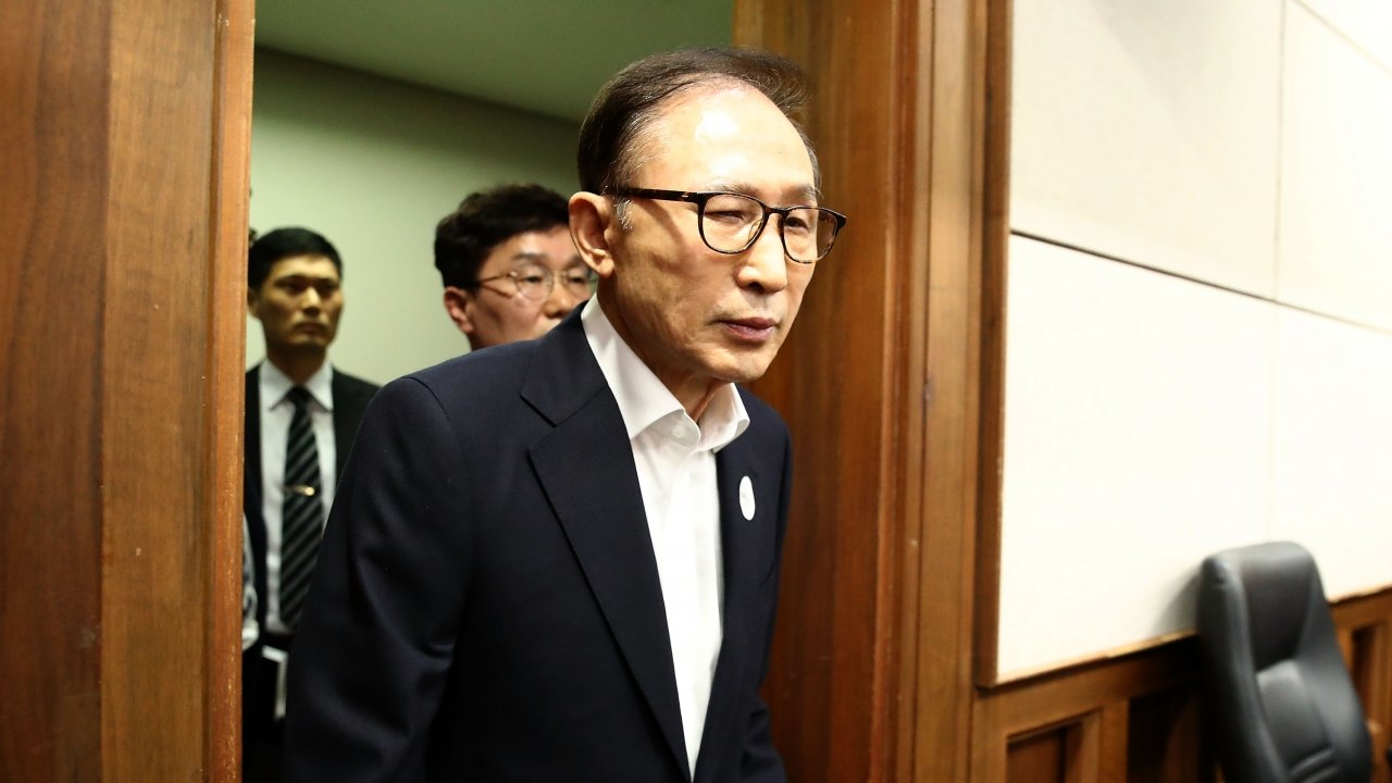 Another Former South Korean President Convicted Of Corruption