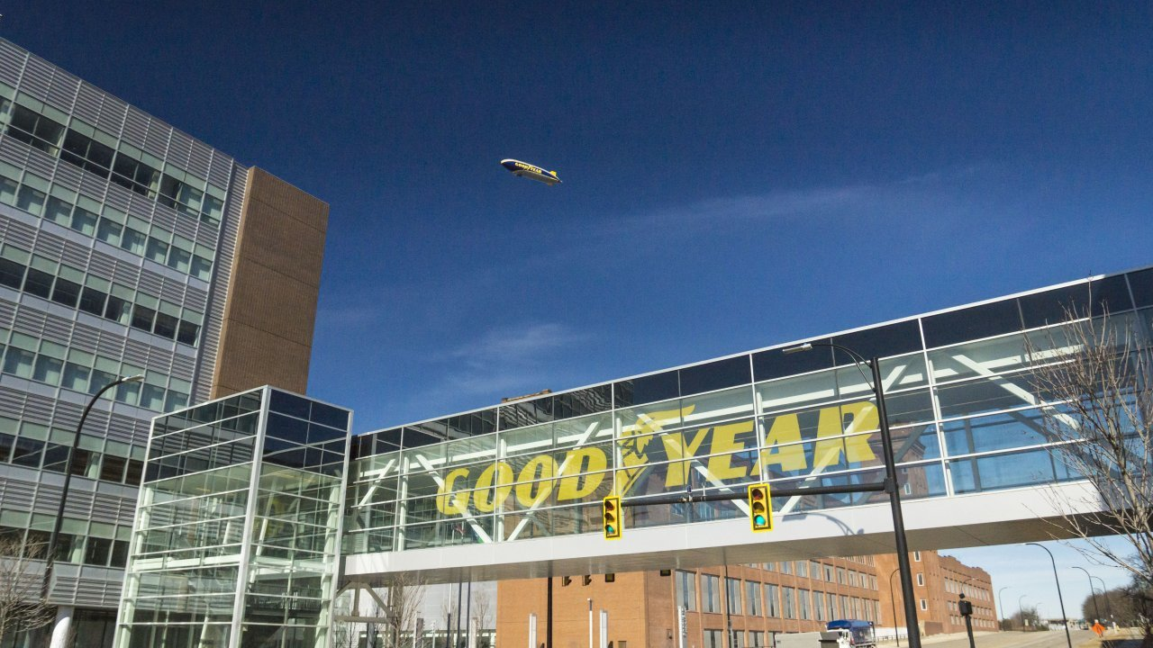 Goodyear Tire & Rubber Co. headquarters