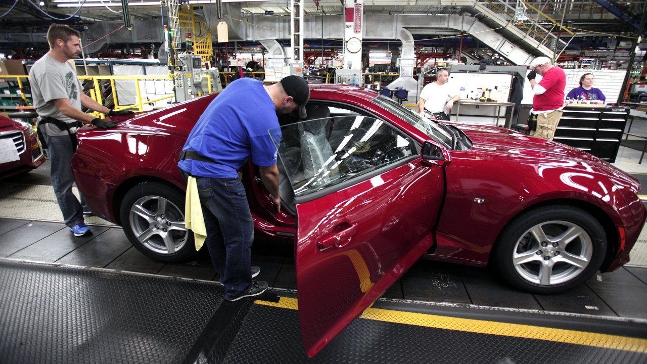Massive lay-off at GM not as bad as originally thought