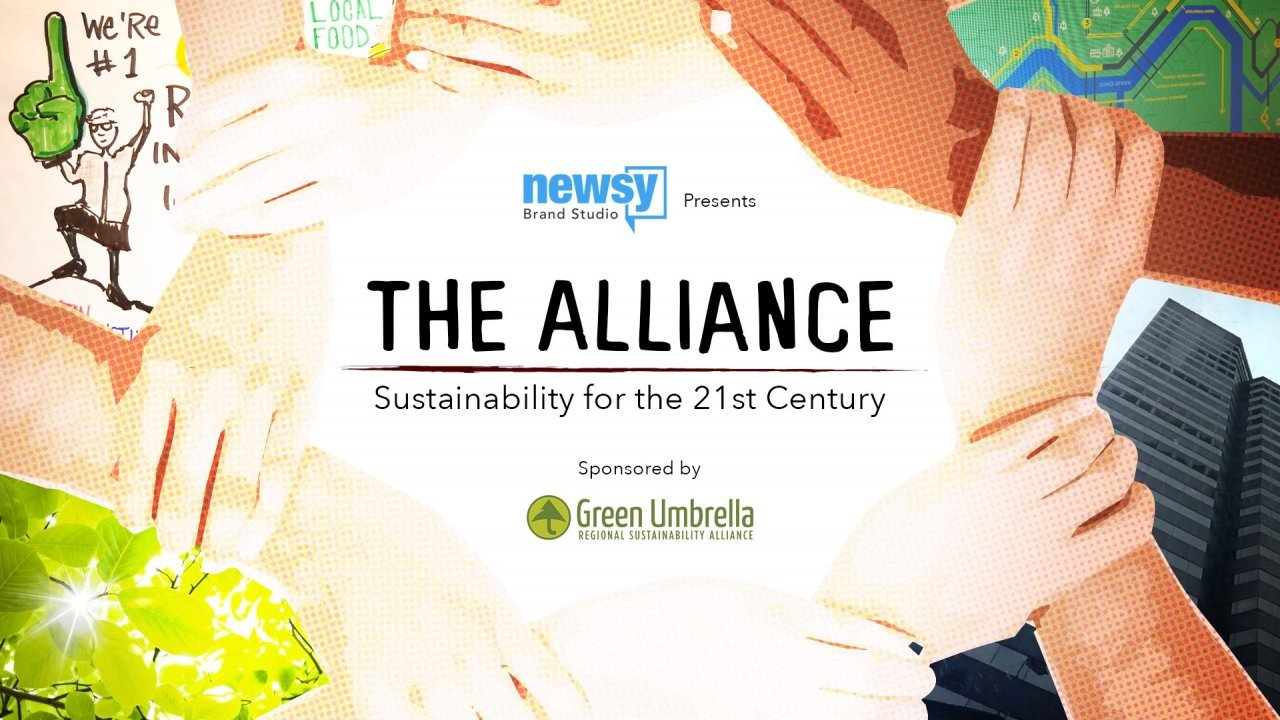 The Alliance: Sustainability for the 21st Century. Sponsored by Green Umbrella