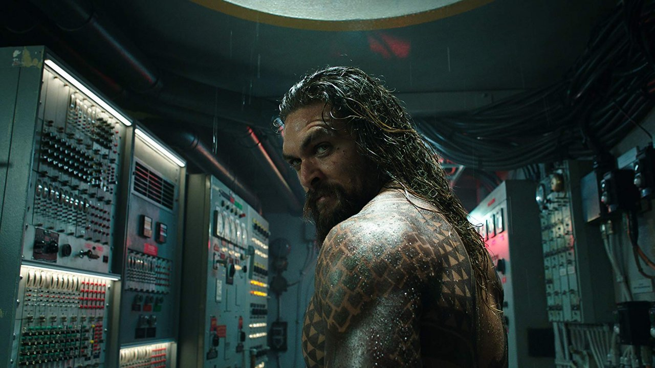 "Scene from ""Aquaman"""