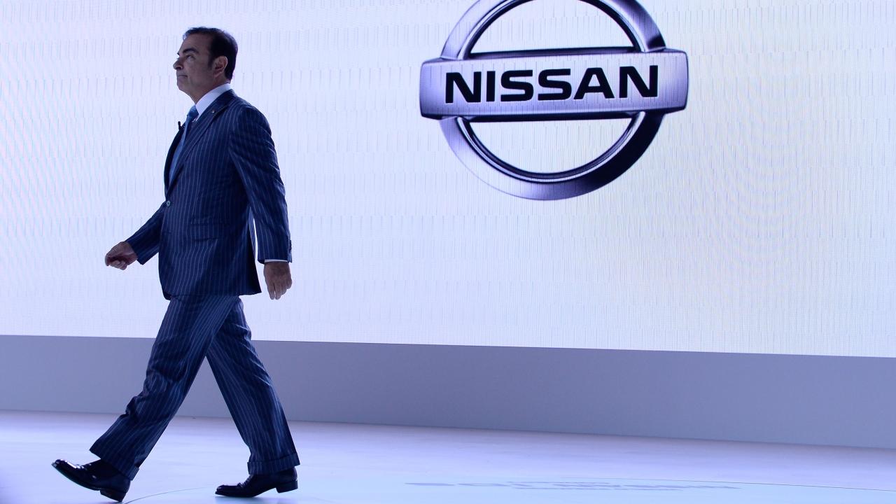 Auto executive Carlos Ghosn
