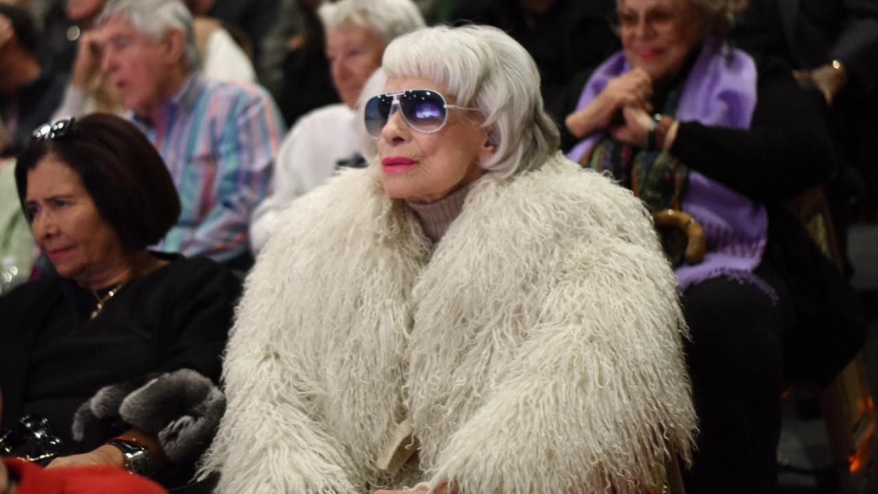cd157b12a75 Actress Carol Channing Dies at Age 97 (VIDEO)