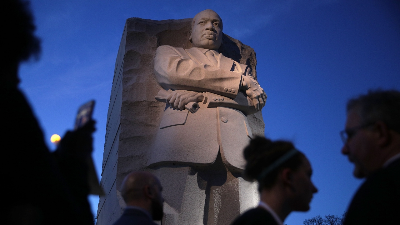 Martin Luther King Jr. Monument