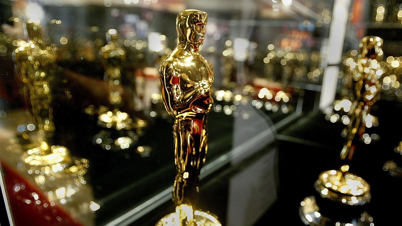Academy Award statuettes