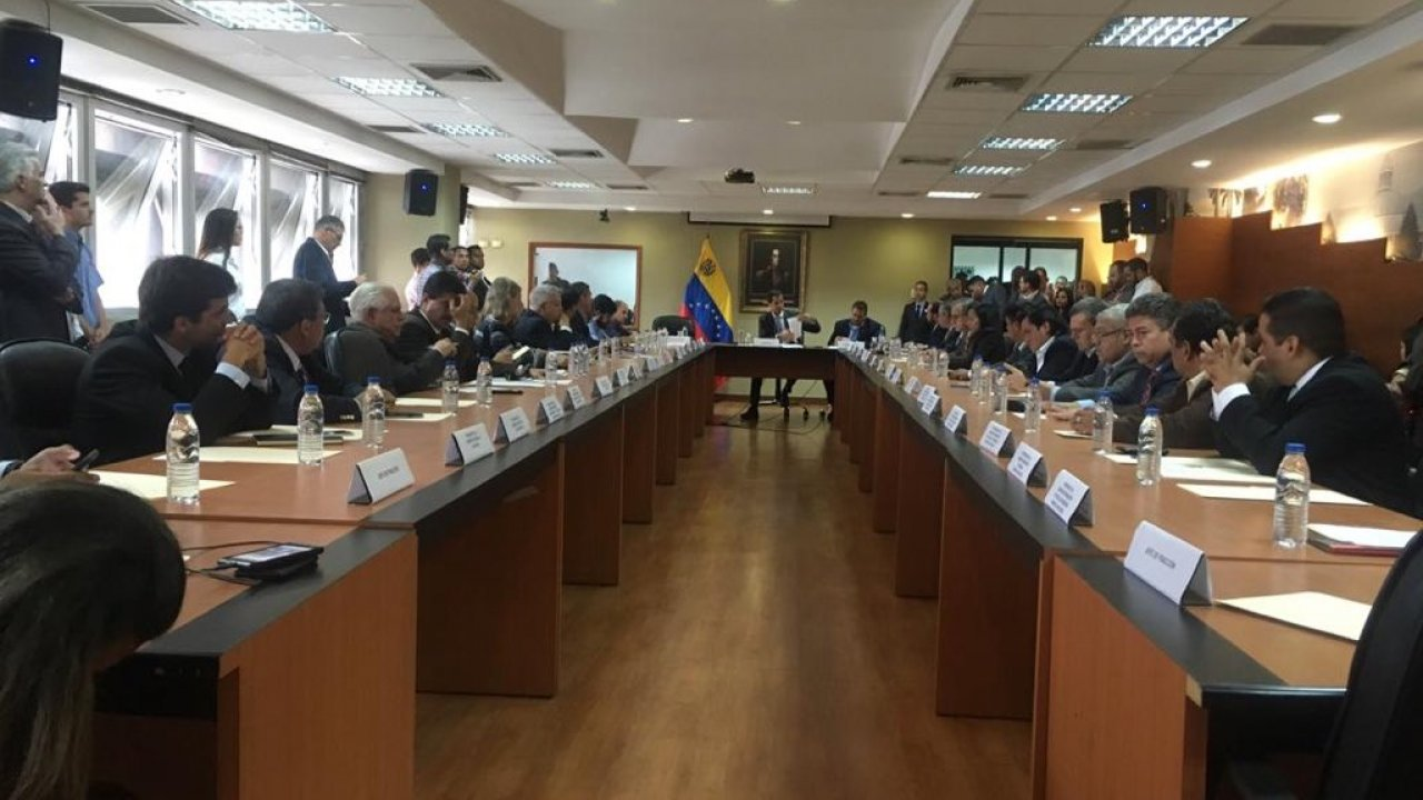 Venezuelan National Assembly Wants To Protect $3.2B From Maduro