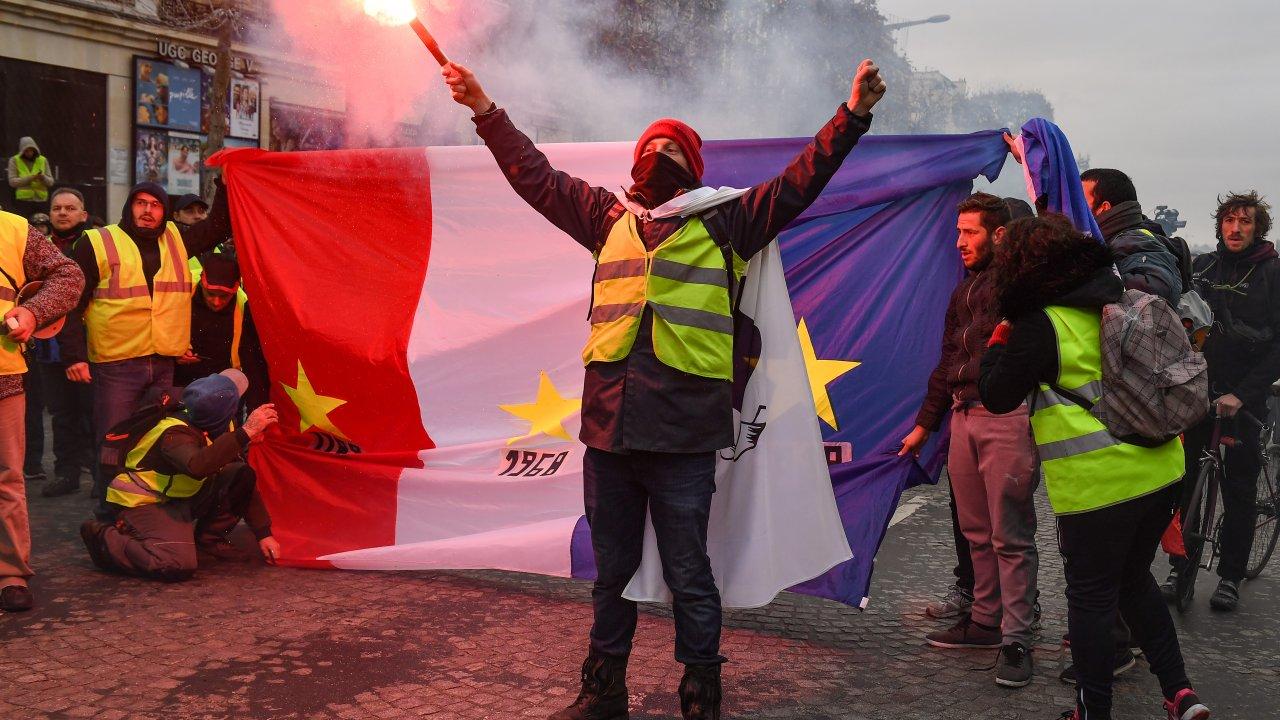 Yellow Vest Protests