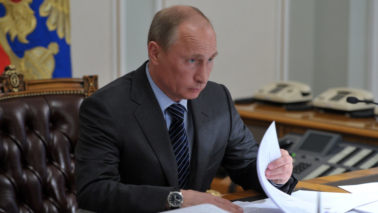 New Laws In Russia Criminalize Spread Of 'Fake News'